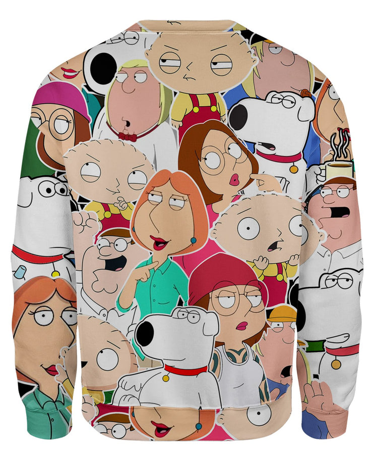 Family Guy Women's Sweatshirt