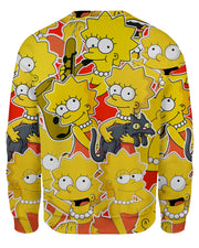 Lisa Simpson Sweatshirt