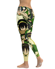 Toph Leggings