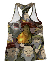 Uncle Racerback-Tank