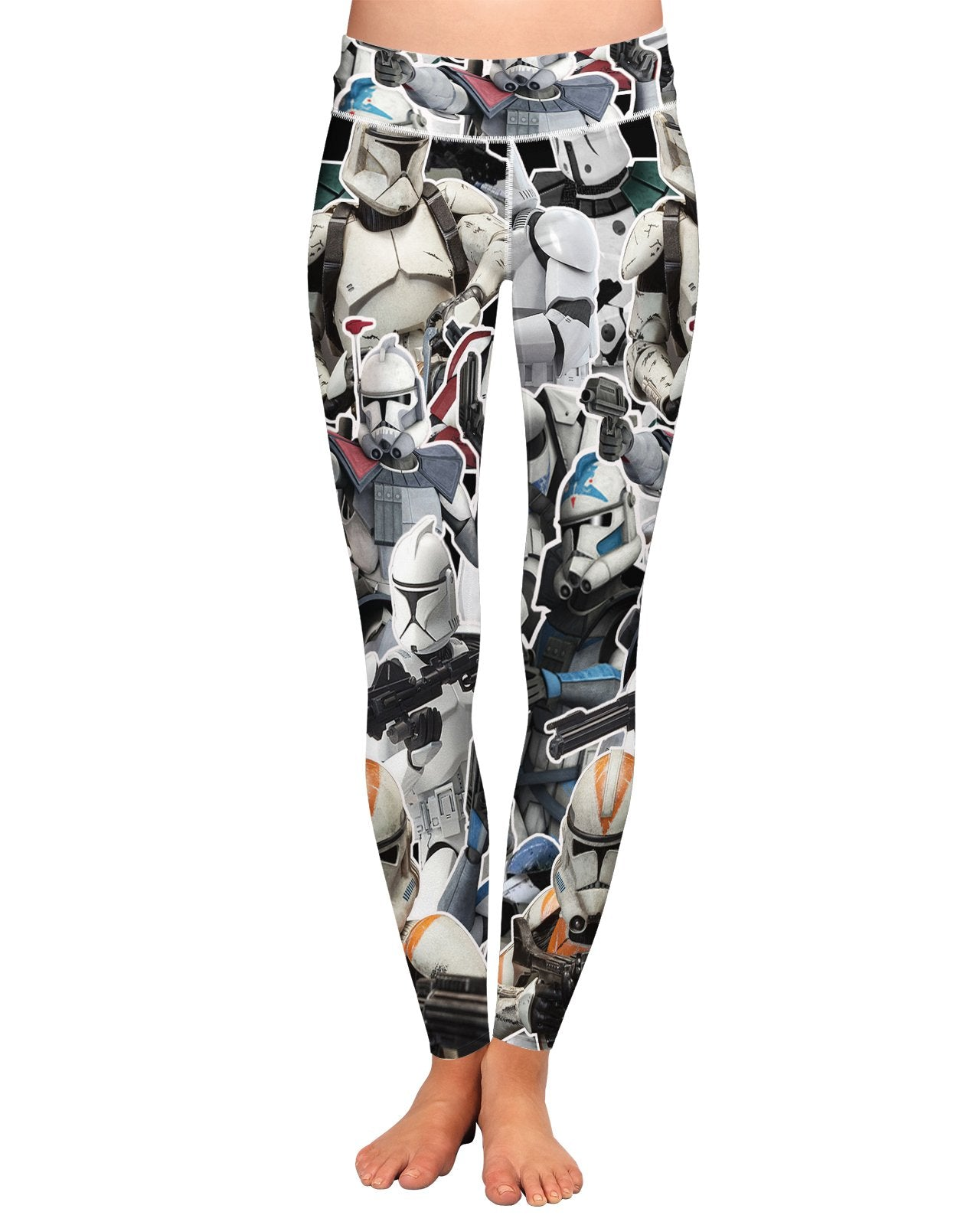 All Over Shirts Clone Troopers Leggings