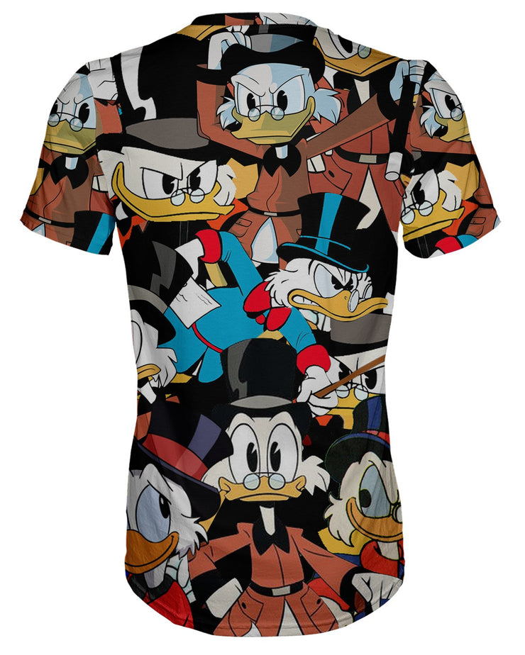 Scrooge Mcduck T-shirt