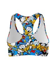 Donald Duck Sports Bra