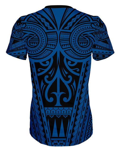 Ta Tau Black and Blue T-shirt
