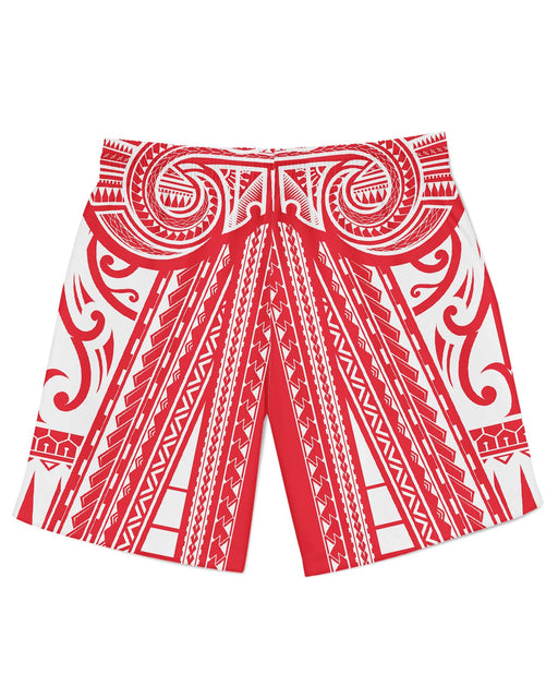 Ta Tau Red Athletic Shorts