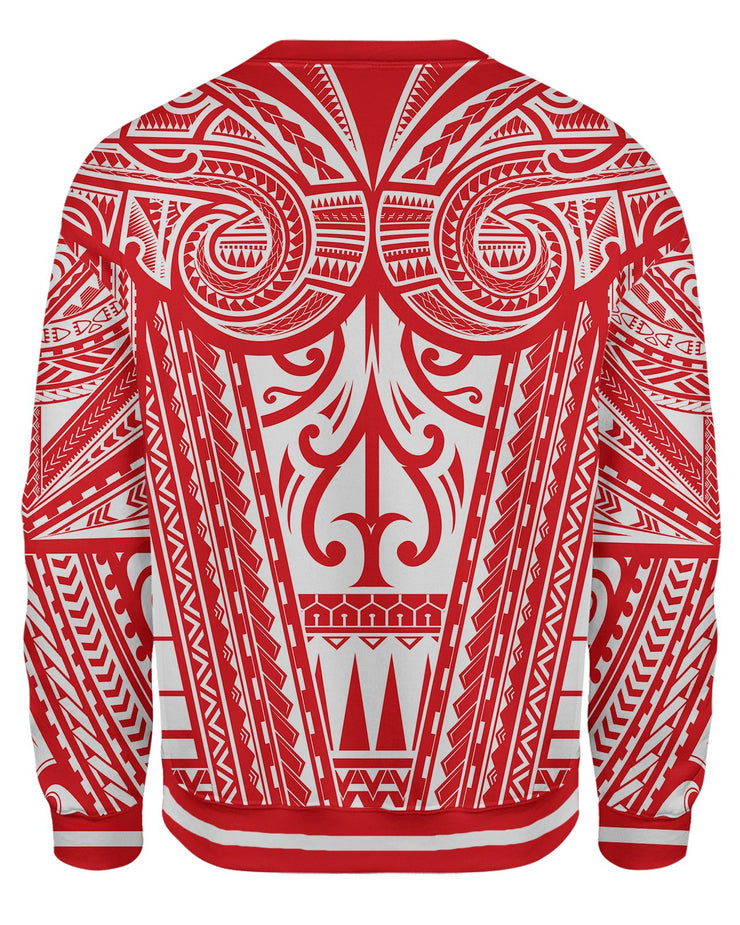 Ta Tau Red Sweatshirt