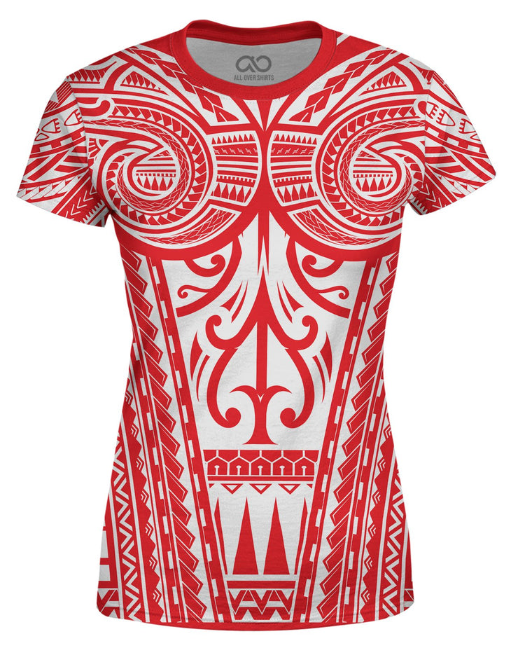 Ta Tau Red Women's T-shirt