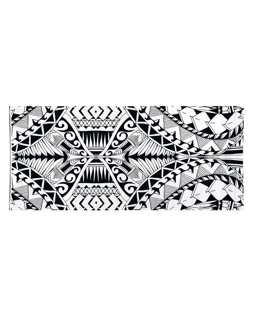 Samoa White Beach Towel