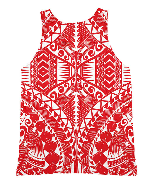Samoa Red Tank-Top