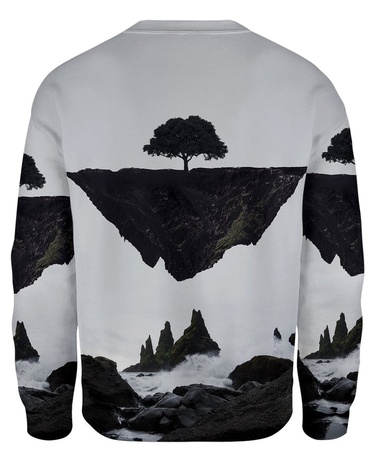 Floating Island Women's Sweatshirt
