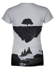 Floating Island Women's T-shirt
