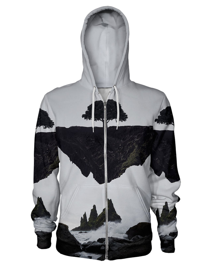 Floating Island Women's Zip Hoodie