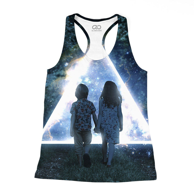 Together Racerback-Tank