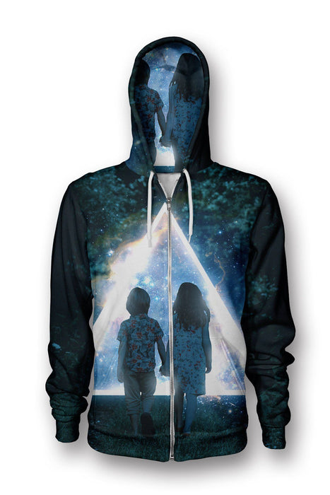 Together Zip Hoodie
