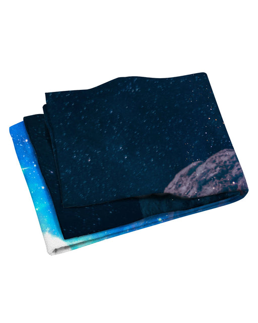 Celestial Embryo Beach Towel