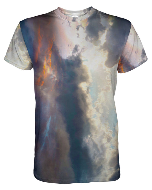 Heavenly printed all over in HD on premium fabric. Handmade in California.
