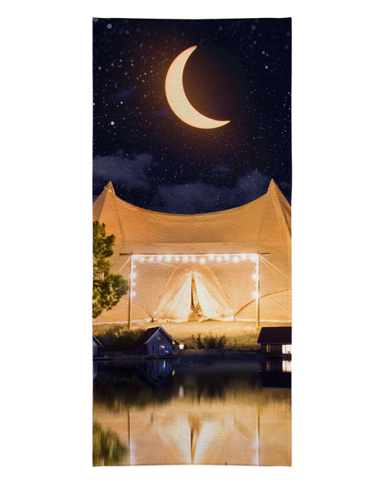 Camping Beach Towel