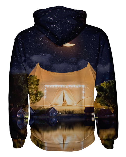 Camping Pullover Hoodie