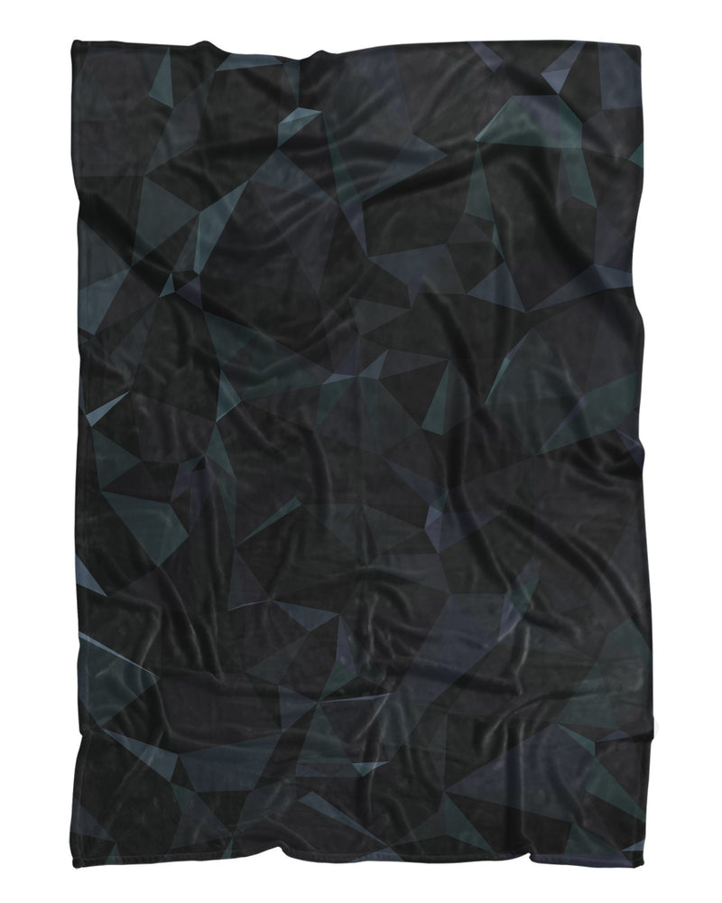Black Prism printed all over in HD on premium fabric. Handmade in California.