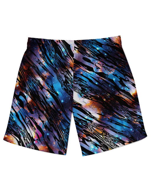 Space Tiger Athletic Shorts