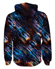 Space Tiger Women's Pullover Hoodie