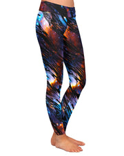 Space Tiger Yoga Leggings