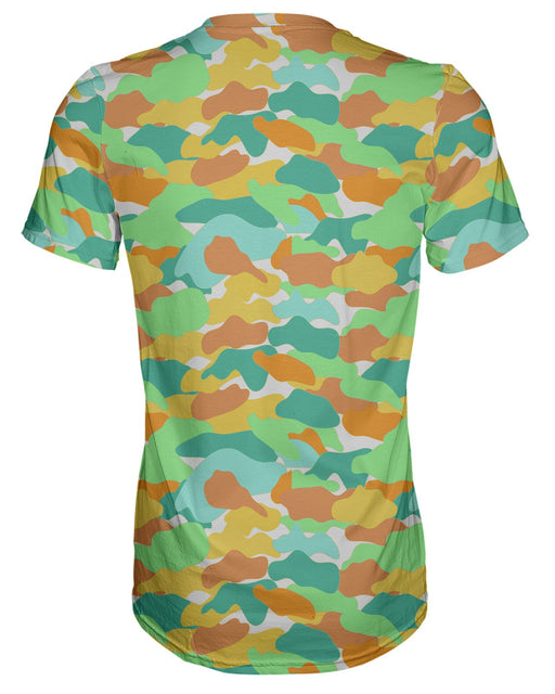 Color Camo Watermelon T-shirt