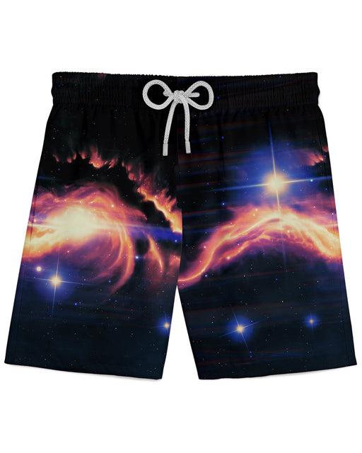 Galaxy Tail printed all over in HD on premium fabric. Handmade in California.