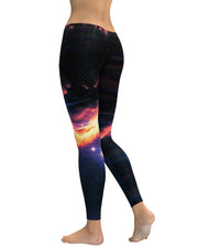 Galaxy Tail Leggings