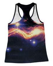 Galaxy Tail Racerback-Tank