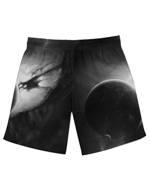 Distant Planet Athletic Shorts