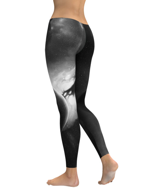Distant Planet Leggings