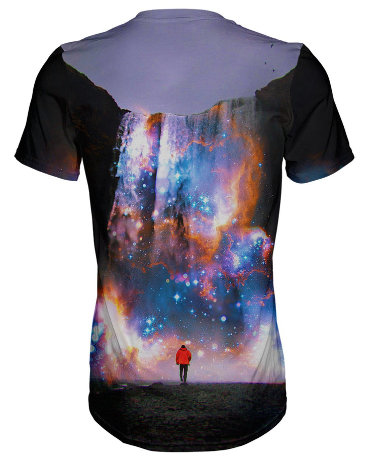 Cosmic Waterfall T-shirt