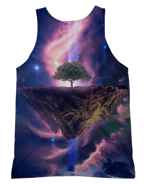 Galaxy Tree Tank-Top