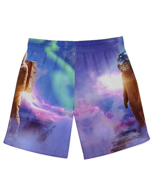 Cosmic Traveler Athletic Shorts