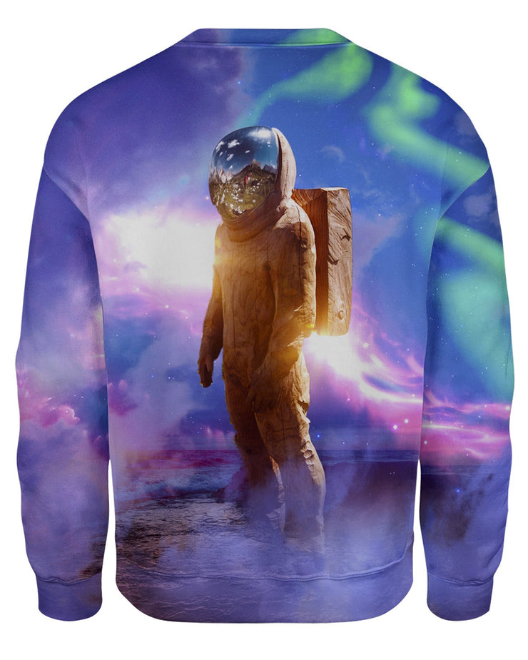 Cosmic Traveler Sweatshirt