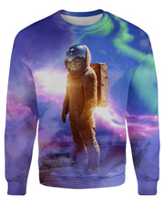 Cosmic Traveler Women's Sweatshirt