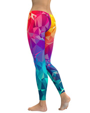 Rainbow Prism Leggings