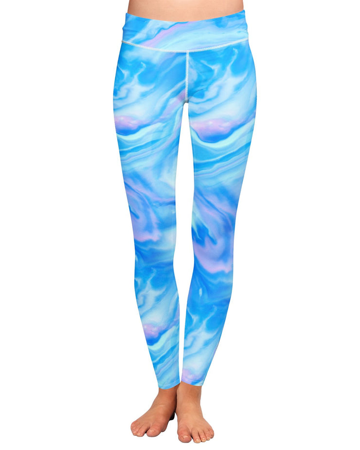 Lumi Bluedream printed all over in HD on premium fabric. Handmade in California.