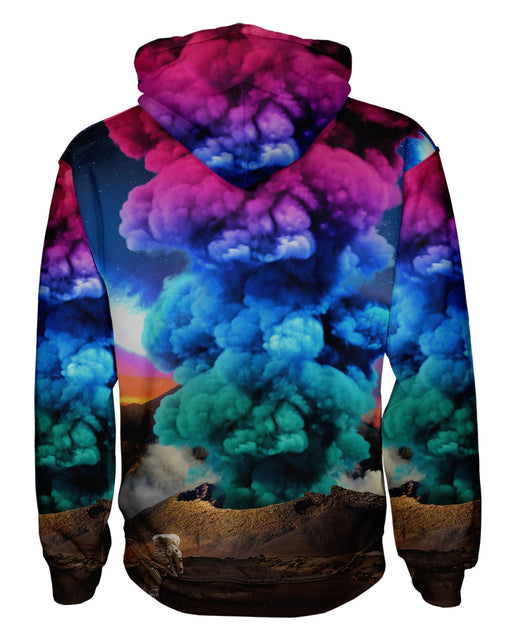 Lumi Coloruption III Pullover Hoodie
