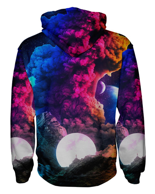 Lumi Coloruption Pullover Hoodie