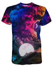 Lumi Coloruption printed all over in HD on premium fabric. Handmade in California.
