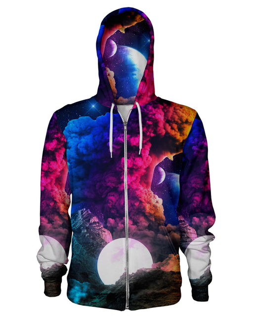 Lumi Coloruption Zip Hoodie