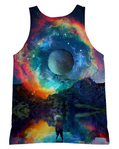 Lumi Rainbown Tank-Top