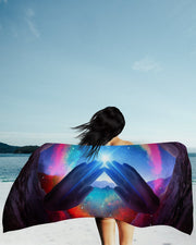 Lumi Touch Beach Towel