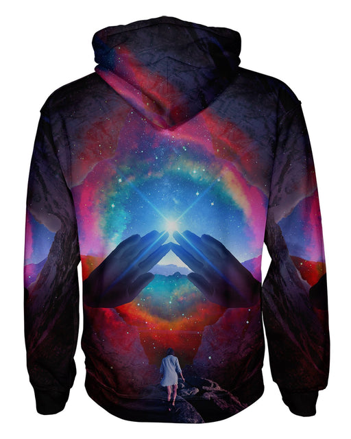 Lumi Touch Pullover Hoodie