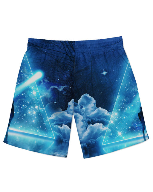 Lumi Trispangle Athletic Shorts
