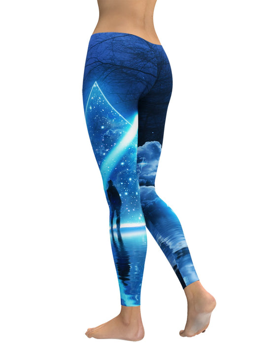 Lumi Trispangle Leggings