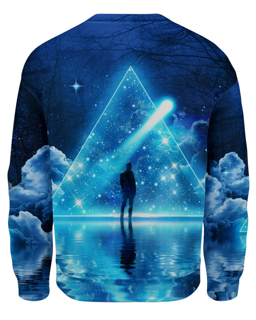 Lumi Trispangle Sweatshirt
