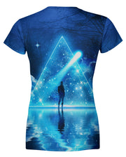 Lumi Trispangle Women's T-shirt